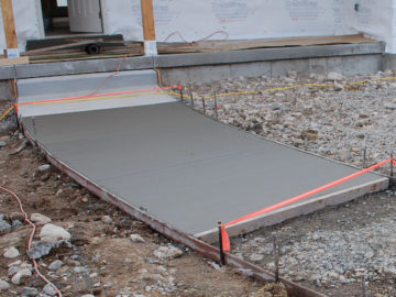 Купить бетон для бетонных дорожек