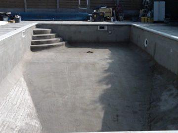 Марки бетона для бассейнов