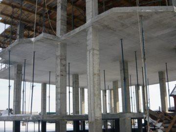 Бетон для многоэтажных домов в Перми