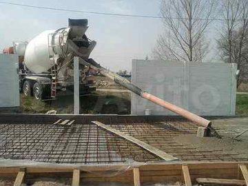 Лоток миксер бетон Култаево